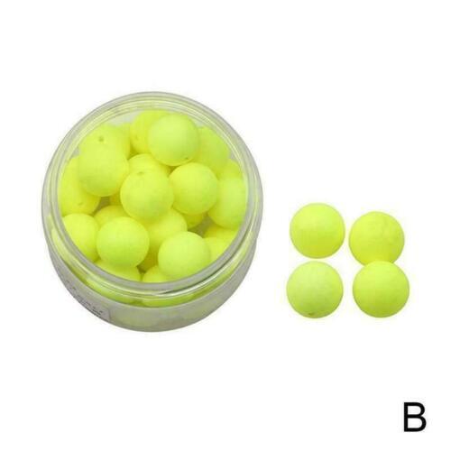 30x Foam Buoyancy Ball DIY Red//Yellow//Orange Fishing Float 2020 Lure New V5U5