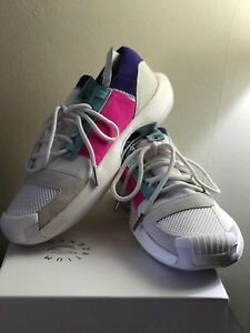 new arrival 2e483 caec7 Image is loading NEW-Adidas-Consortium-x-Nice-Kicks-Crazy-1-