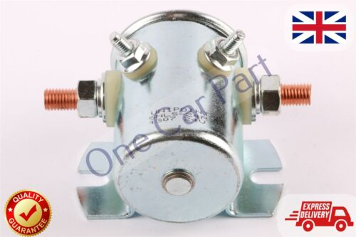 NEW CARGO 24V UNIVERSAL SOLENOID CONTINUOUS RATED 100A TAIL LIFT WINCHES