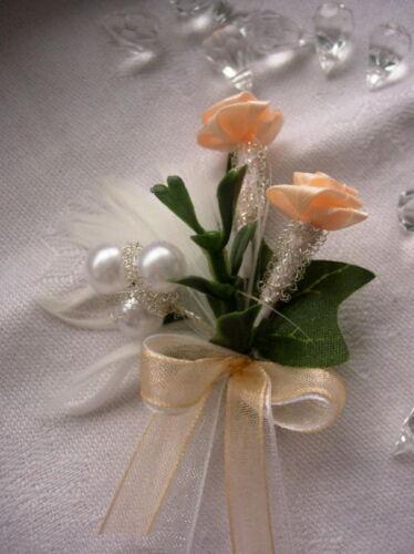Elegant Wedding Corsage Guest Corsage Corsage Wedding Flowers Corsage