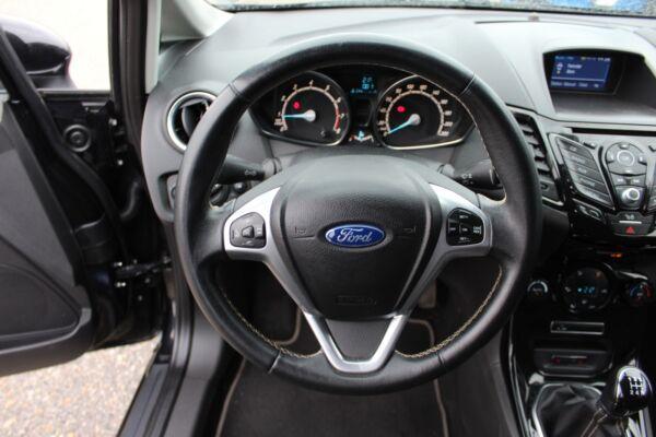 Ford Fiesta 1,0 SCTi 140 Titanium billede 9