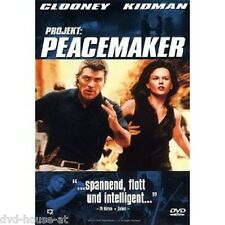 DVD * PROJEKT: PEACEMAKER * WIE NEU * George Clooney & Nicole Kidman *