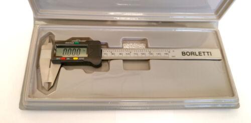 CALIBRO DIGITALE BORLETTI  CDJB15 DI PRECISIONE 150 mm