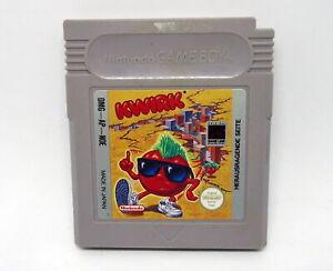 Kwirk-Arcade-Puzzle-Nintendo-Game-Boy-Color-Advance-DMG-AP-NOE