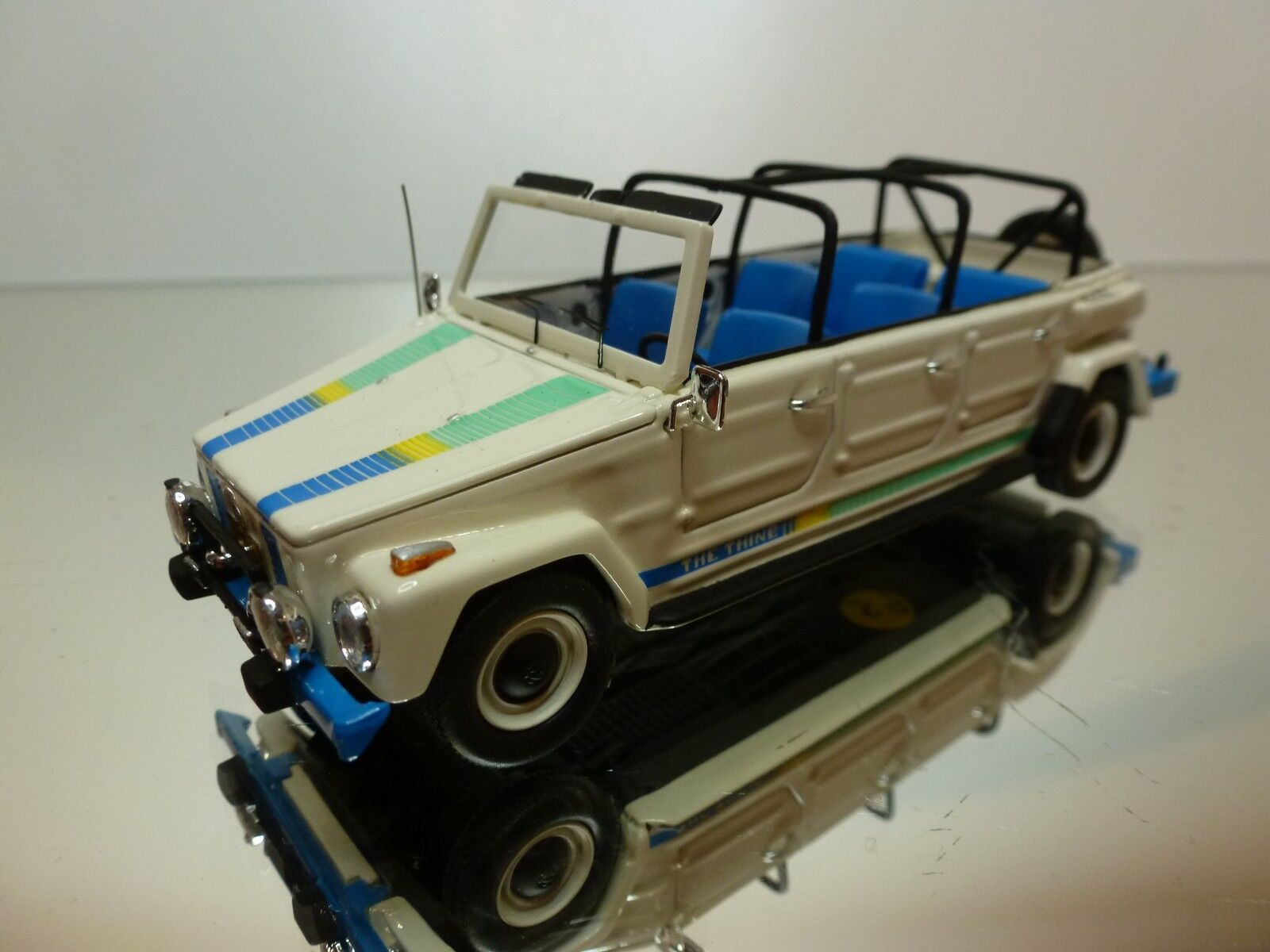 MATRIX VW VOLKSWAGEN LIMOUSINE THE THING 1979 - WHITE 1 43 - EXCELLENT - 29