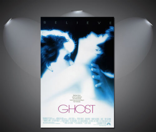 A1 A2 A3 Ghost Vintage Movie Large Poster A4 sizes