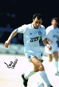 Signed-Imri-Varadi-Leeds-United-Autograph-Photo-1992-League-Championship-Winner