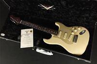 Fender Custom Shop 50's Stratocaster Rosewood Neck NAMM Desert Sand