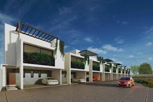 Casa en venta en Merida, Yucatan, Chuburna, Santorini mod. 3 rec