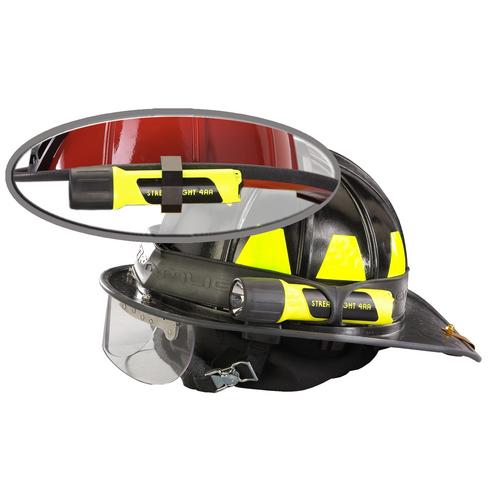 Nuovo  Streamlight 68270 Propolymer Lux Divisione 2 Casco Kit Accensione, Giallo