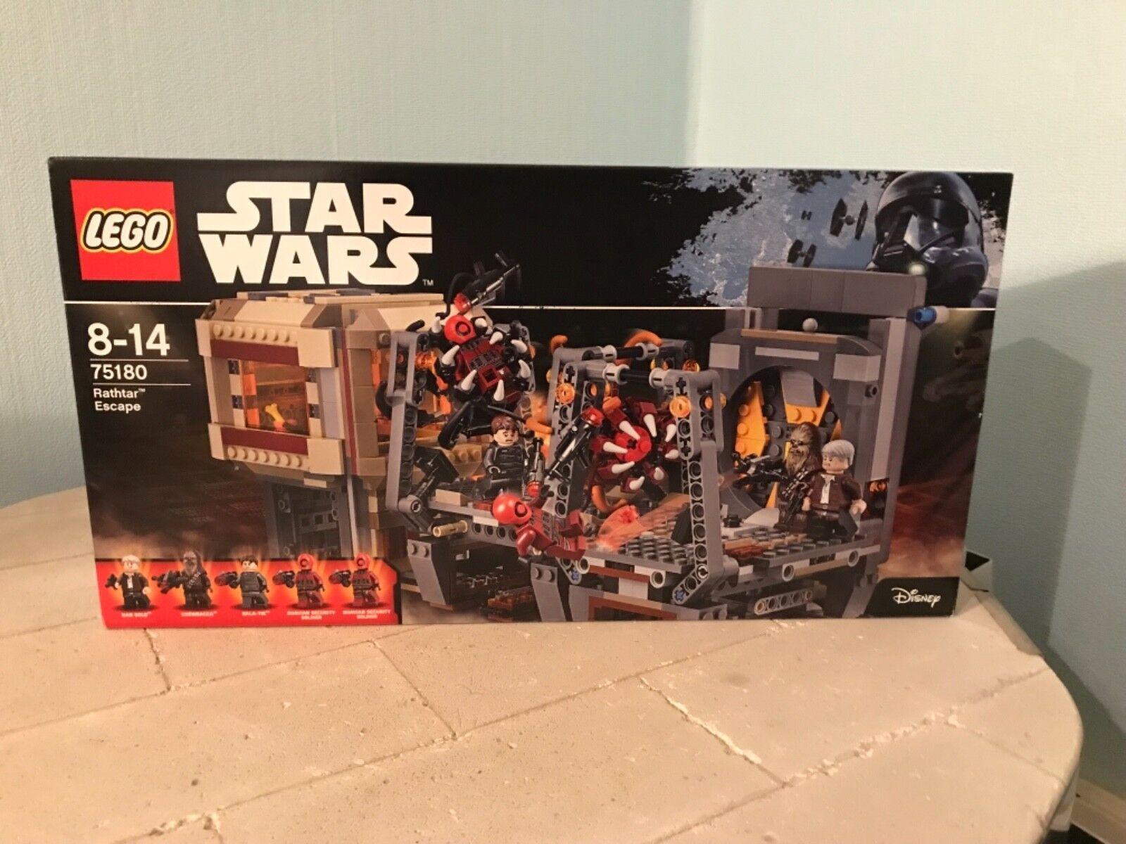 LEGO 75180  RATHTAR ESCAPE  (RETIRED SET)  BNIB FACTORY SEALED