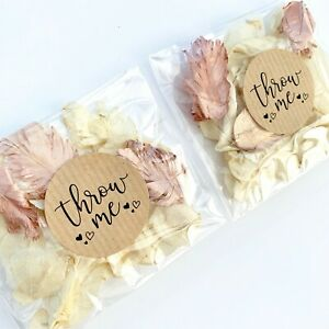 Ivory-Rose-Gold-Petal-Biodegradable-Wedding-Confetti-Dried-Real-Petal-Bag-PACKET