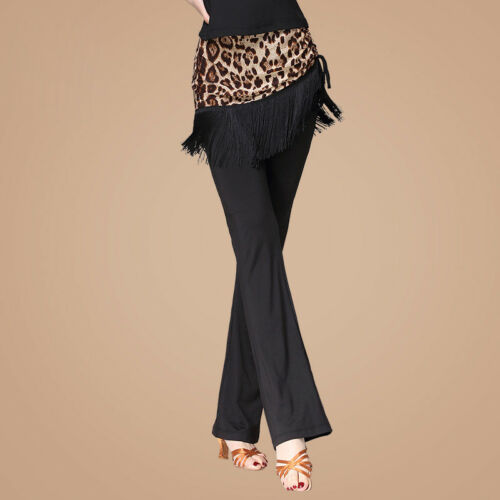 New Latin Jazz Ballroom Square Dance Pants Tribal Belly dance Pants#GG167