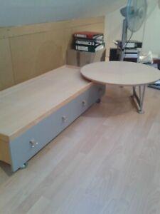 Details zu ligne roset parallele Design Klassiker Hifi - Container m. Tisch  Die Einrichter