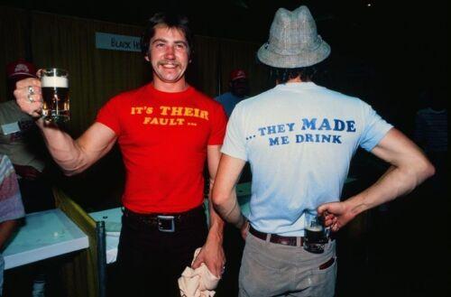 1st year in Denver VTG 1984 Great American Beer Festival Tasting Glass Mug GABF