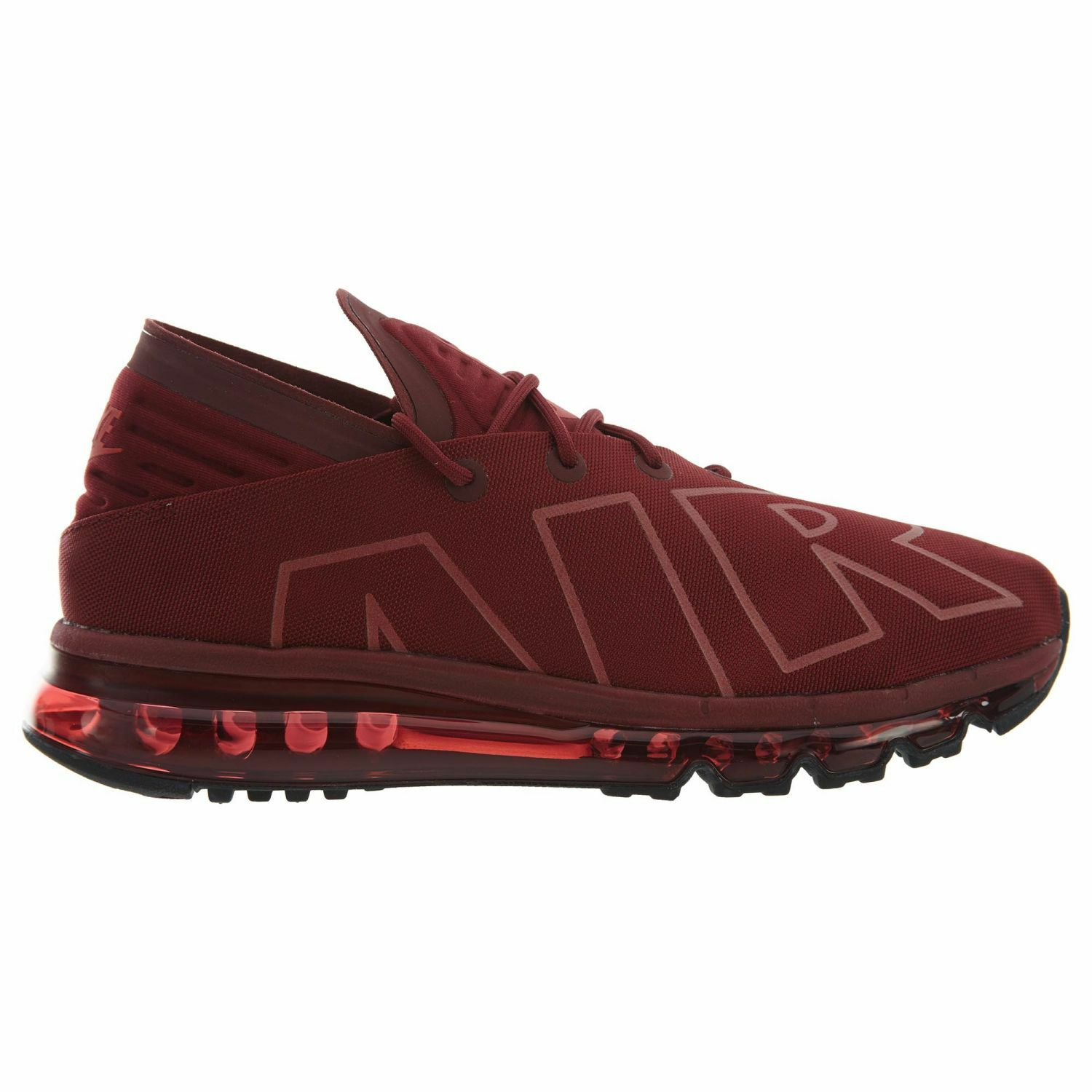 Nike Air Max Flair SE Uomo AA4084-600 University Team Red Running Shoes Sz 10.5