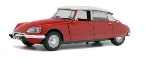 Solido 421184190-1//18 Citroen Ds Special Rot Neu