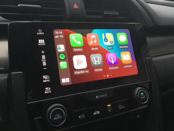 Honda Civic 1,6 i-DTEC Elegance billede 15