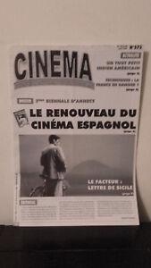 Cinema - N°573 - 16 Au 30 Avril 1996 - Il Rinnovo Del Cinema Spagnolo