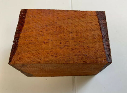 "2/"" x 2/"" x 3/""  FREE SHIPPING!!! Beautiful PADAUK Bottle Stopper Blanks Size"
