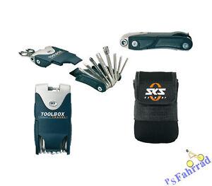 SKS Toolbox Travel 18 Funktionen 7000-10010 Fahrrad