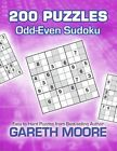 Odd-Even Sudoku: 200 Puzzles by Dr Gareth Moore (Paperback / softback, 2012)