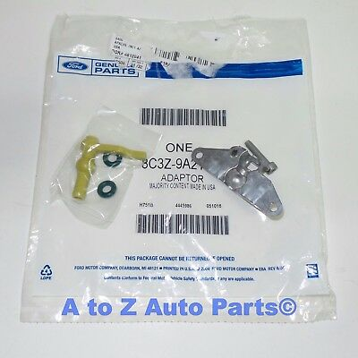 NEW 08-10 Ford Super Duty 6 4L Powerstroke Diesel Water in Fuel Drain  Valve,OEM | eBay