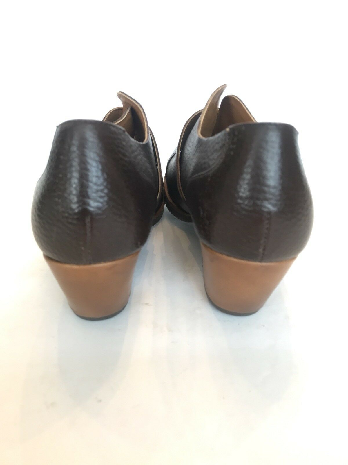 KORKS by Kork Kork Kork Ease damen braun Leather Heeled Buckled Ankle Stiefel sz 7.5 fb063a