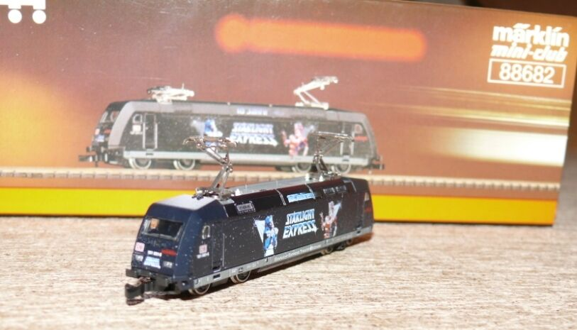 B13   88682 e Lok BR 101 DB Starlight Express -