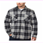 Freedom-Foundry-Mens-Super-Plush-Shirt-Jacket-Soft-Hand-Sherpa-Lined thumbnail 9