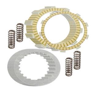 CLUTCH FRICTION STEEL PLATES KIT Fits HONDA VT750C VT750CD Shadow ACE 750 98-03
