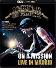Michael Schenker's Temple of Rock - on a Mission Live in Madrid 4k Ultra HD BL