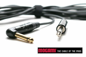 Mogami 20' ULTRA LIGHT Melodica Instrument Cable by Myers Pickups