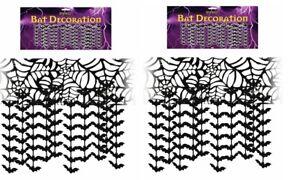 2-X-3m-Halloween-Hanging-Bats-Ceiling-Hang-Bats-Wall-Decoration-Bunting-Garland