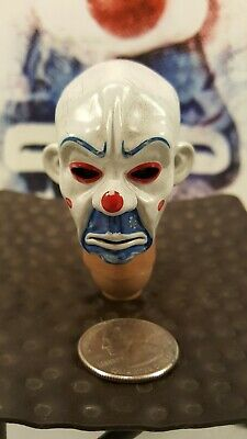 W//2 Heads Pre-order 1//6 Scale Fire Toys A026 Bank Robber Joker Not Hot Toys