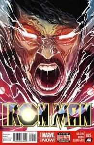 Iron-Man-5th-Series-25-Marvel-COMICS-COVER-A-1ST-PRINT