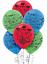 PJ Masks Printed Latex Balloons Birthday Decorations Party Supplies Favors ~ 6ct
