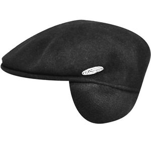 cb52059c40b54 Kangol Wool 504 Classic with Earflaps - 3 Color-Same Day Shipping ...