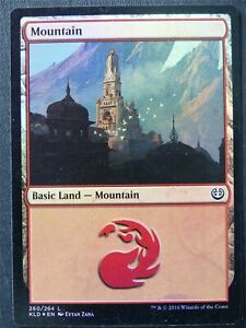 Mountain-260-264-Foil-Mtg-Magic-Cards-DX