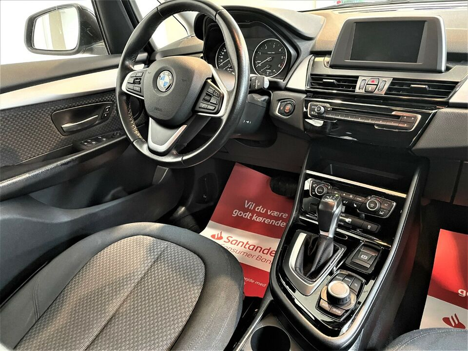 BMW 220d 2,0 Active Tourer Advantage aut. Diesel aut.