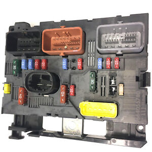 Sicherungskasten Fuse Box Peugeot 207 Cc 3d 5d Sw 9664055780 Bsm L11