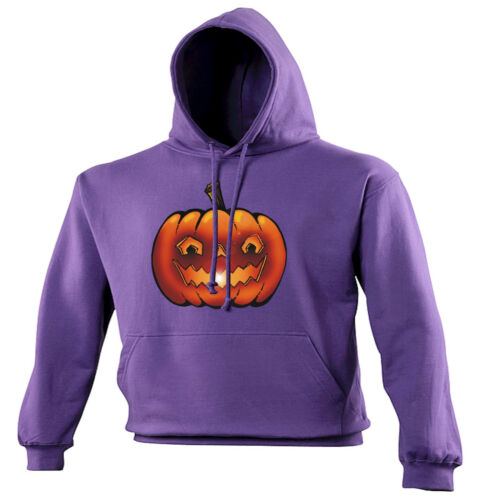 Halloween Colour Pumpkin HOODIE Scary October 31St Warm Funny birthday gift