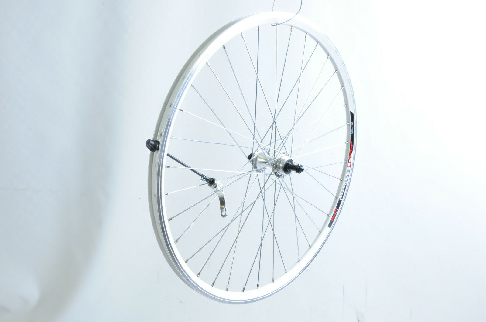 REAR Q R WHEEL MTB BIKE 26 x 1.75 559 DOUBLE WALL RIM ALLOY 5,6, 7 SPD 130mm OLD