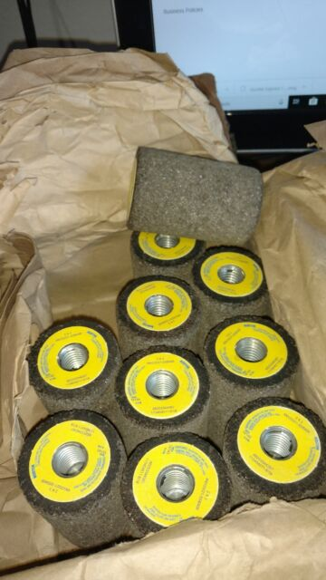 Price is for 1 EA Norton 07660788210 Surface Grinding Wheels Size 5 x 3//4 x 1