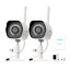 Zmodo-2-Pack-1080P-HD-Night-WiFi-Outdoor-Home-Wireless-IP-Security-Camera-System thumbnail 11