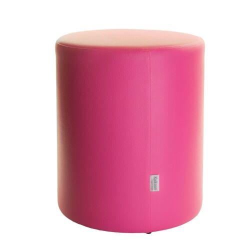 Sitzhocker Sitzwürfel Hocker Würfel Cubes Messe pink Ø 34 cm x 60 cm KAIKOON Neu