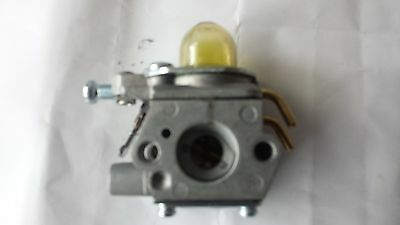 NEW GENUINE. HOMELITE MIGHTYLITE PETROL STRIMMER HLT26CD CARBURETTOR
