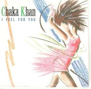 lt-6320-44-gt-7-034-Single-Chaka-Khan-I-Feel-For-You-Vinyl-near-mint