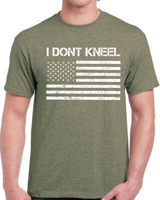 637 I Don/'t Kneel Hoodie america USA veteran patriot anthem flag national new