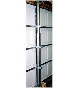 Secure Door Garage Door Braces For Hurricane And High Wind